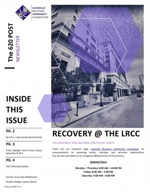 LRCC Newsletter (February 2020)