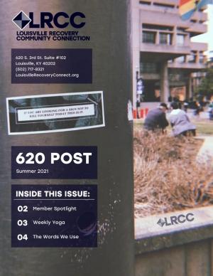 LRCC Newsletter (Summer 2021)